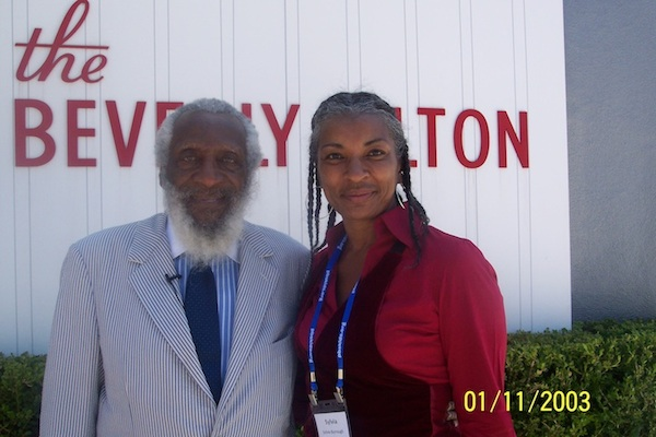 Dick Gregory & Sylvia Burrough OERWE